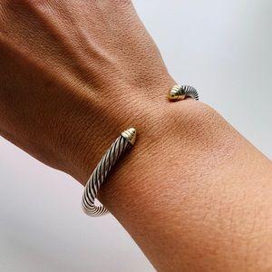 David Yurman Cable Classics Bracelet - 14K Gold
